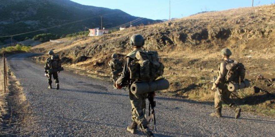 Kars'ta 1 terörist etkisiz hale getirildi