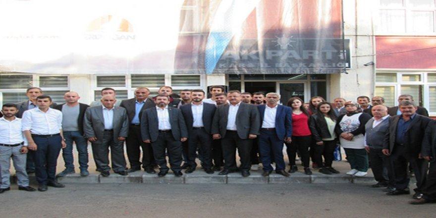 AK Parti Kars İl Gençlik Kolları, 12 Eylül darbesini kınadı