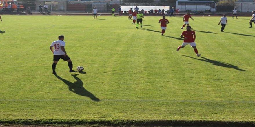 Van Büyükşehir Belediyespor: 2 - Sarıkamış Gençlerbirliğispor: 1