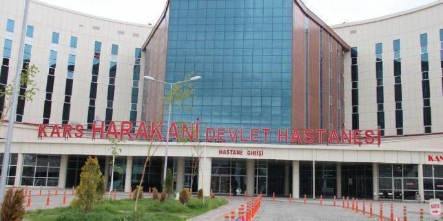 Kars Harakani Devlet Hastanesi'nde asansör sıkıntısı giderilecek