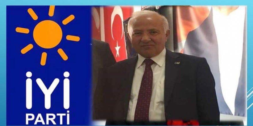 İYİ Parti Kars İl Başkanlığı'na Yüksel Akbaba atandı
