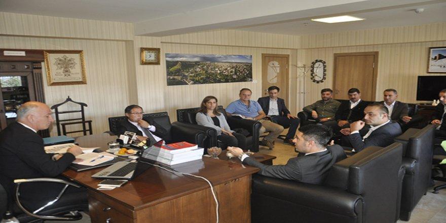 Kars'ta turizm toplantısı yapıldı