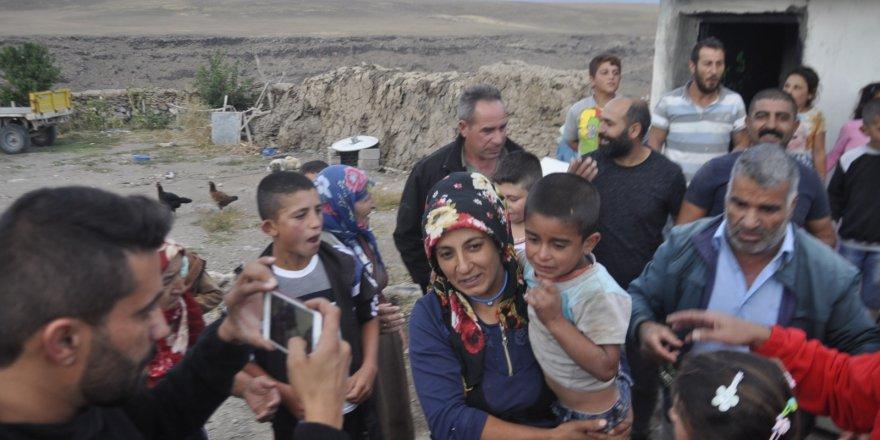 Digor'da kaybolan çocuk 4 saat sonra bulundu