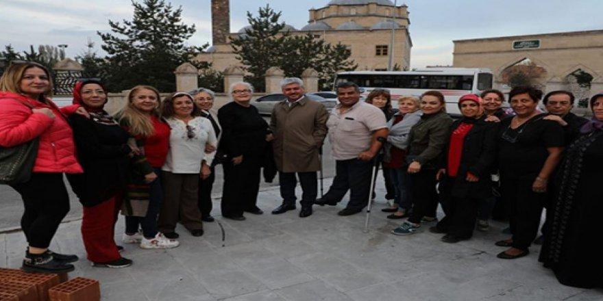 Vali Doğan, Tüm Engelliler Konfederasyonu üyeleri ile görüştü