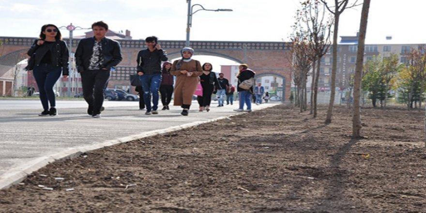 Kafkas Üniversitesi'nde öğrenci sayısı 21 bin 400'ü buldu