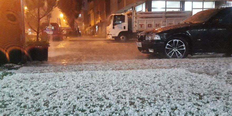 Kars beyaza büründü