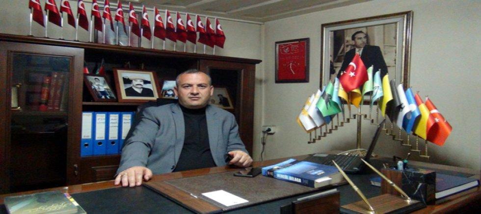MHP Kars İl Başkanı Yaver Özcan görevinden ayrıldı