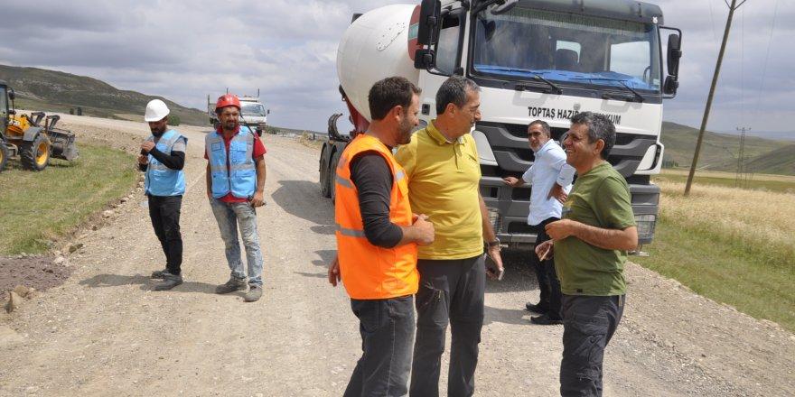 Aras EDAŞ'tan Kars'ta 28 milyonluk yatırım