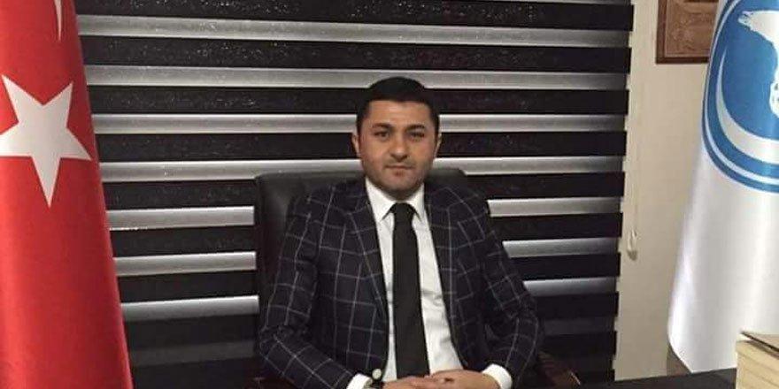 Tolga Adıgüzel, MHP Kars İl Başkanlığı'na Atandı