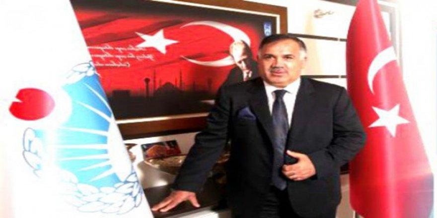 Faik Ece, AK Parti Kars Belediye Başkan aday adaylığını açıkladı