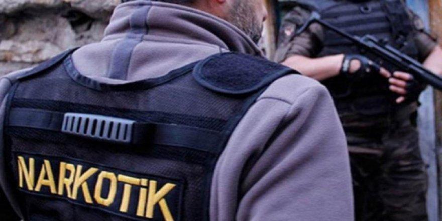 Kars'ta uyuşturucu ticareti yapan şahıslara operasyon