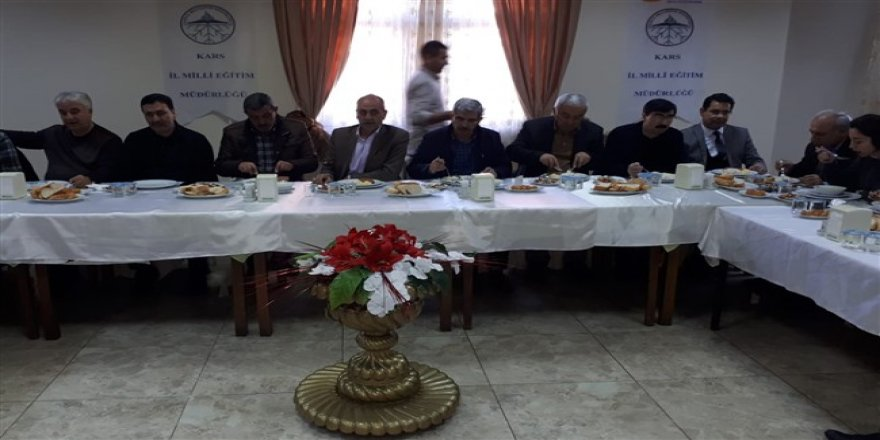 Kars'ta SODES 'Sahne Zamanı Projesi' finali