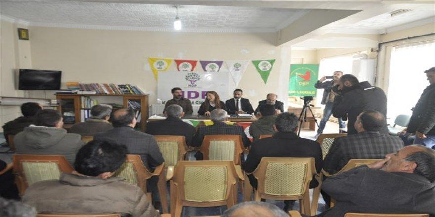 HDP, Kars'ta seçim startı verdi