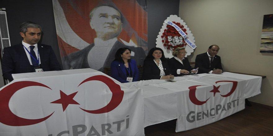 Genç Parti Kars İl Kongresi yapıldı