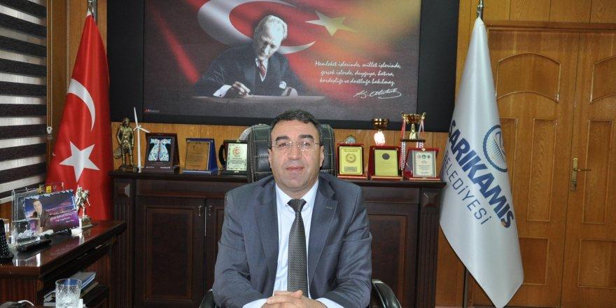 Başkan Göksal Toksoy, 5 yılda Sarıkamış'ın çehresini değiştirdi