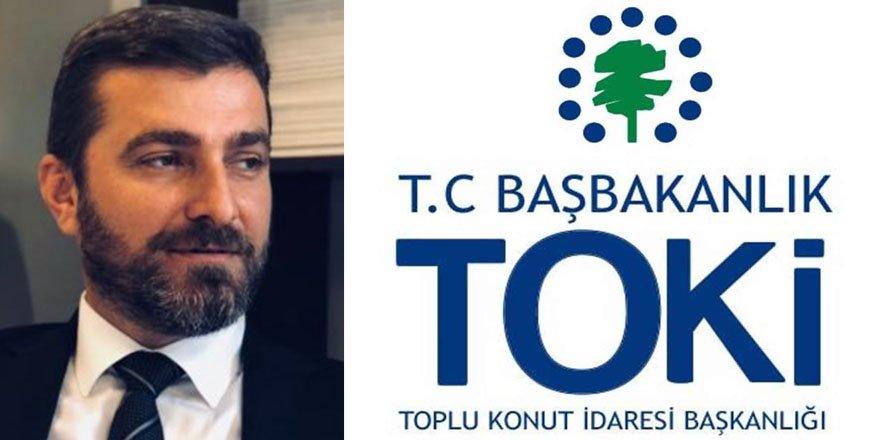 Ömer Faruk Karabayır, TOKİ Başkan Yardımcılığına Atandı