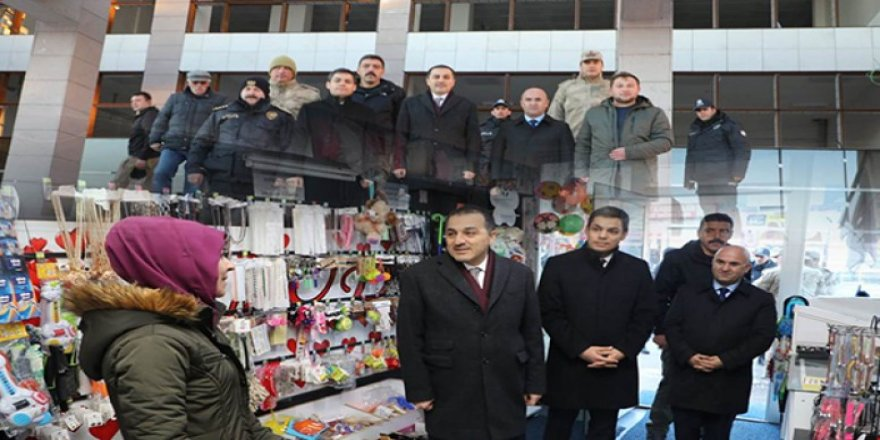 Kars Valisi Türker Öksüz, Selim'de inceleme ve ziyaretlerde bulundu