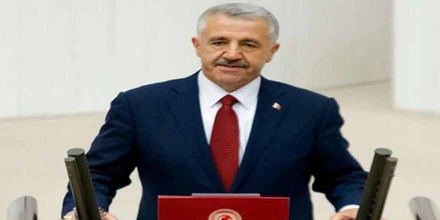 Ahmet Arslan Meclis'te CHP Grubuna cevap verdi
