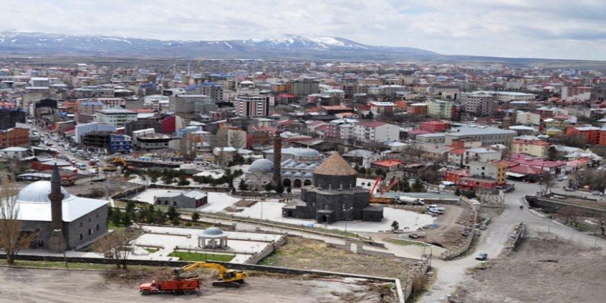 Kars'ta Kasım ayında 2 bin dolar ihracat, 323 bin dolar ithalat yapıldı