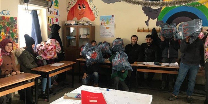 TÜGVA Kars İl Temsilciliği'nden '1000 Hediye 1000 Umut'