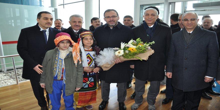 Bakan Kasapoğlu Kars'ta Sarıkamış Şehitleri etkinliklerine katılacak