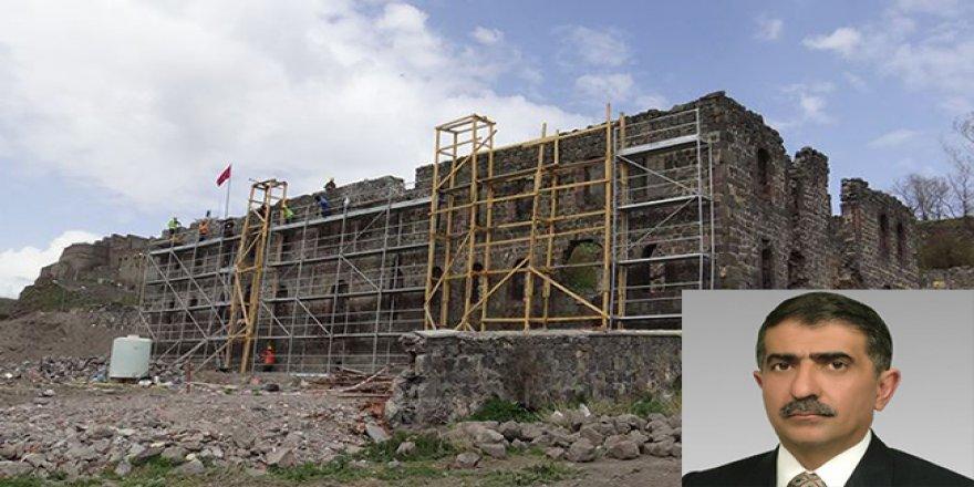 Kars Valisi Türker Öksüz'den Ricamızdır : Beylerbeyi Sarayı Müze Olsun