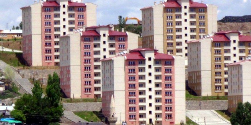 Kars'ta 2018 Aralık ayında 272 konut satıldı