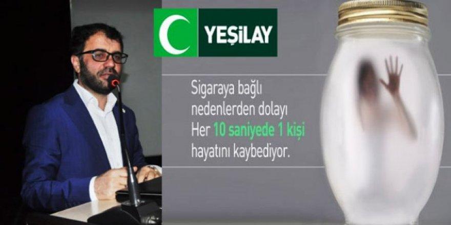 """Sefer Özabay: """"Sigarayı bırakmak için 9 Şubat bir dönüm noktası olsun"""""""