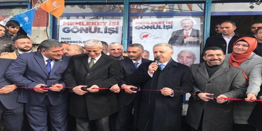 AK Parti Digor SKM açıldı