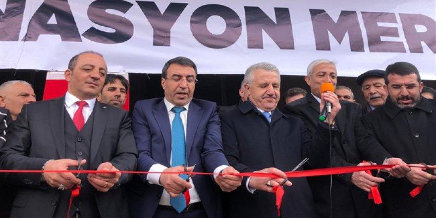 AK Parti Sarıkamış SKM'nin açılışı yapıldı