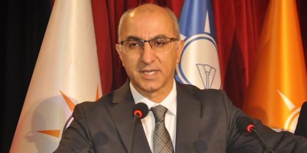 """Ensar Erdoğdu: """"AK Parti'nin tek adayı var O'da benim"""""""