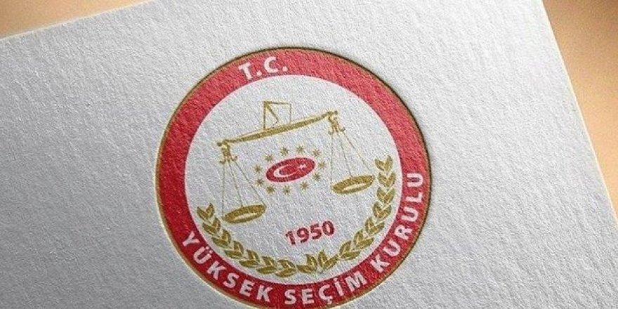 Kars'ın geçici aday listeleri seçim kurullarında