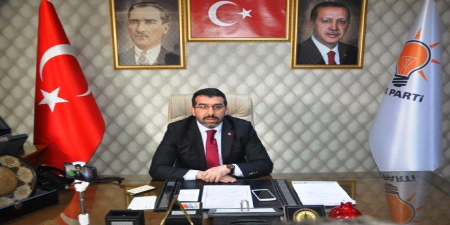 Çalkın, AK Parti ile MHP'nin Kars'taki ittifakını değerlendirdi
