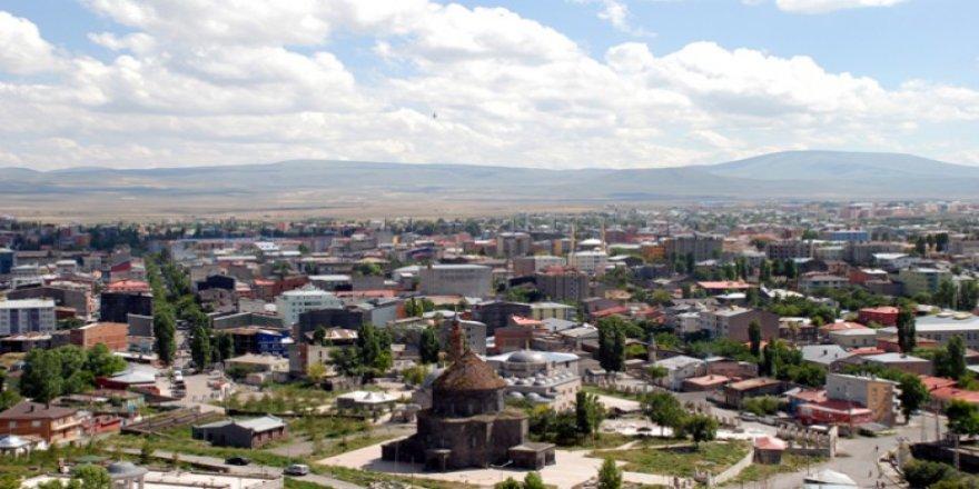 Kars'ta 2018 yılında 2 bin 77 yapı ruhsatı verildi