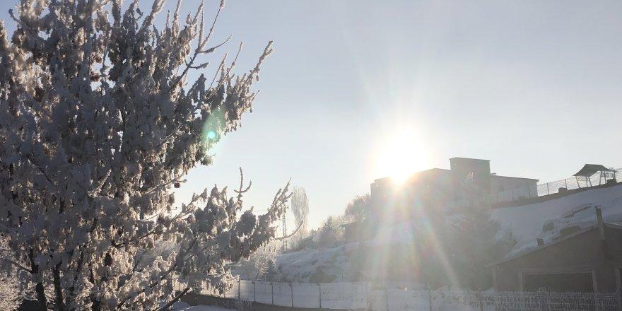 Doğu Anadolu buz tuttu: Kars eksi 20