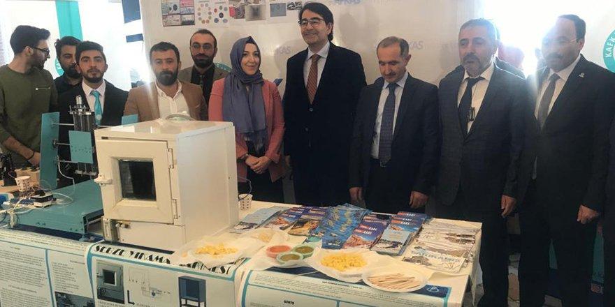 Kafkas Üniversitesi Doğu Anadolu Kariyer Fuarında