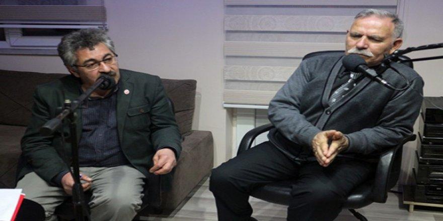 Vatan Partisi adayı Tuncay Mutluer, Kafkas Fm'e konuk oldu