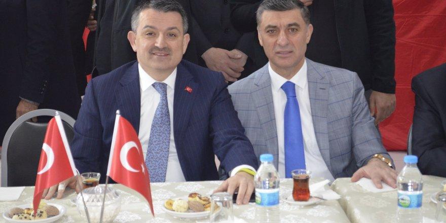 """Bakan Pakdemirli: """"Çetin Nazik Emredecek Tarım ve Orman Bakanı Yapacak"""""""
