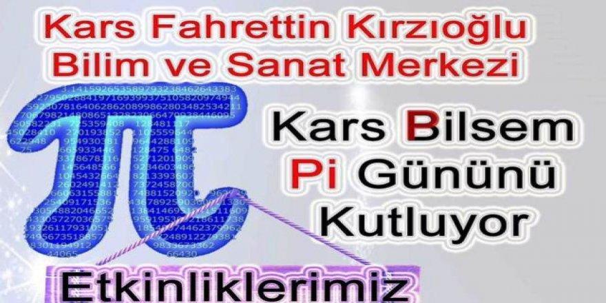 Fahrettin Kırzıoğlu Bilim ve Sanat Merkezinin Dünya Pi Günü Programı