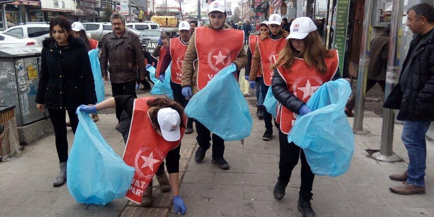 Vatan Partisi'nden temizlik kampanyası