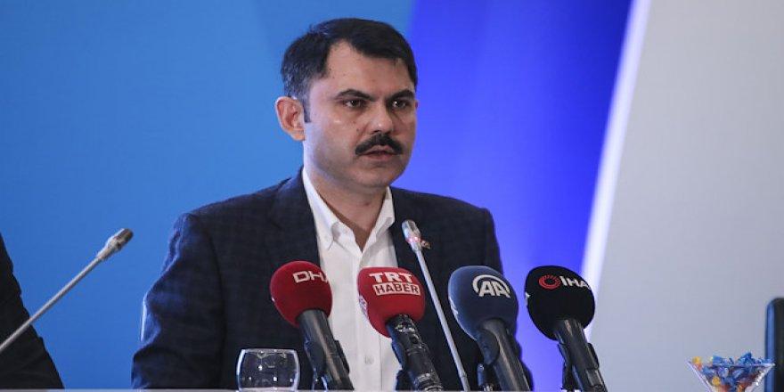Çevre ve Şehircilik Bakanı Murat Kurum'dan Kars'a Millet Bahçesi Müjdesi