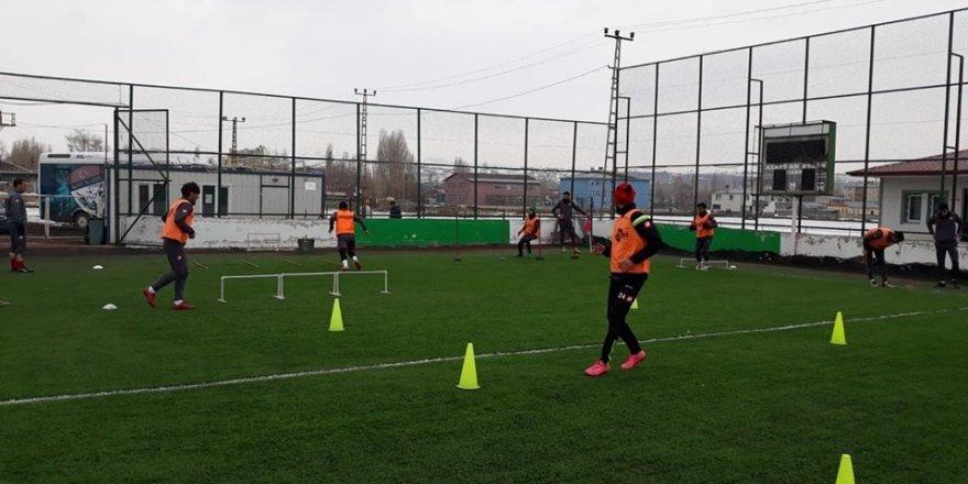 Kars 36 Spor'da BAL Ligi heyecanı