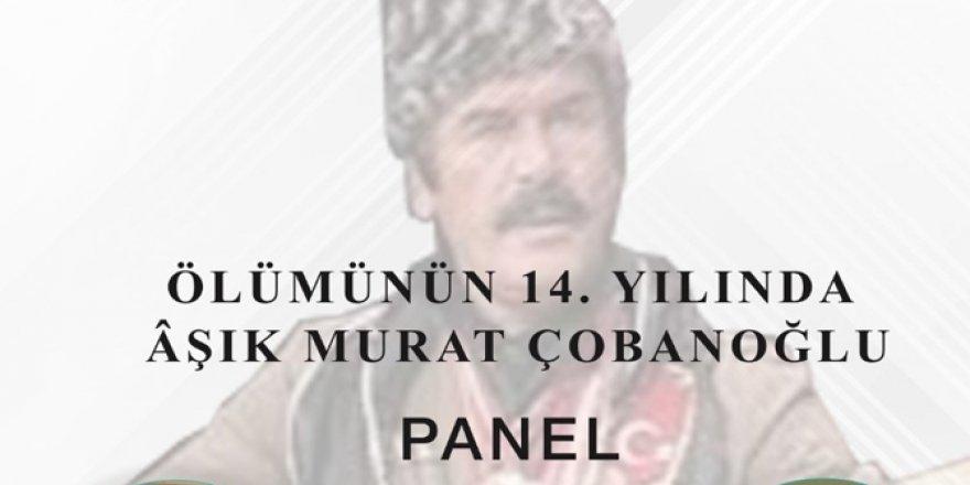 KAÜ, Ölümünün 14. Yılında Çobanoğlu'yu Panelle Anacak