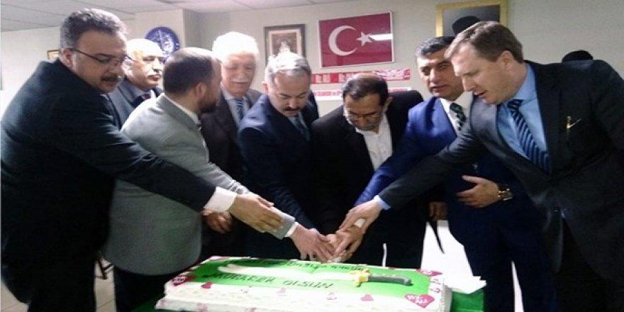 Kars'ta Hz. Ali'nin Doğum Günü kutlandı