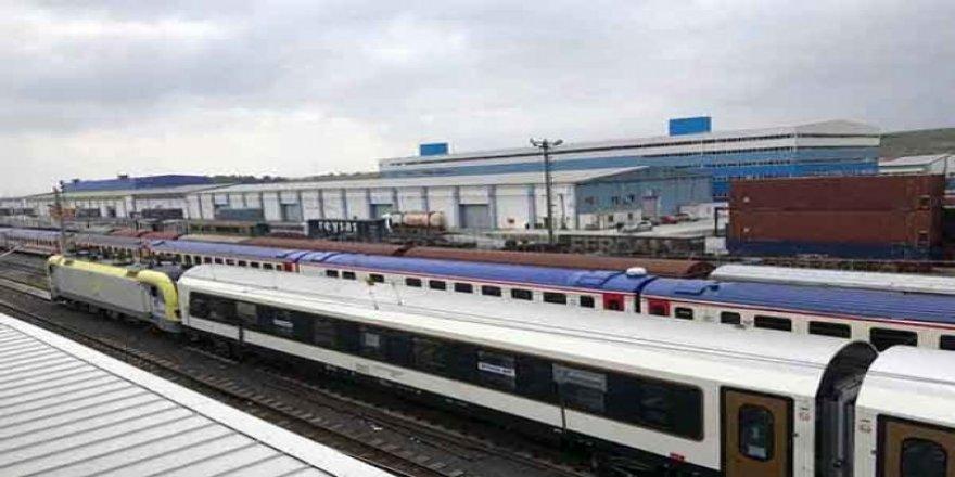 Bakü-Tiflis-Kars hattında yataklı yolcu treni seferleri başlıyor