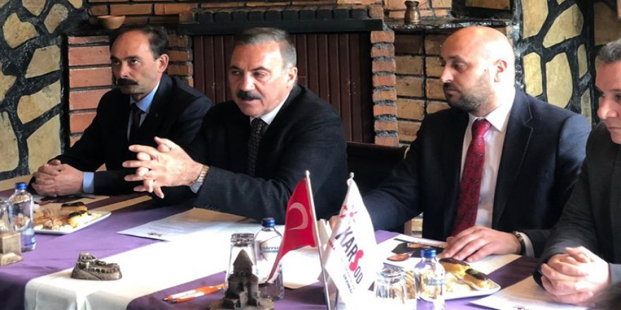 Alibeyoğlu'ndan KARSOD'a Ziyaret