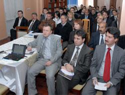 SERKA Proje Eğitimi toplantıları