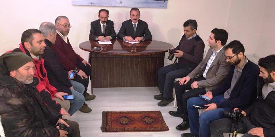 Alibeyoğlu, Kars Halkına 'Dedikodulara İnanmayın' Çağrısı Yaptı