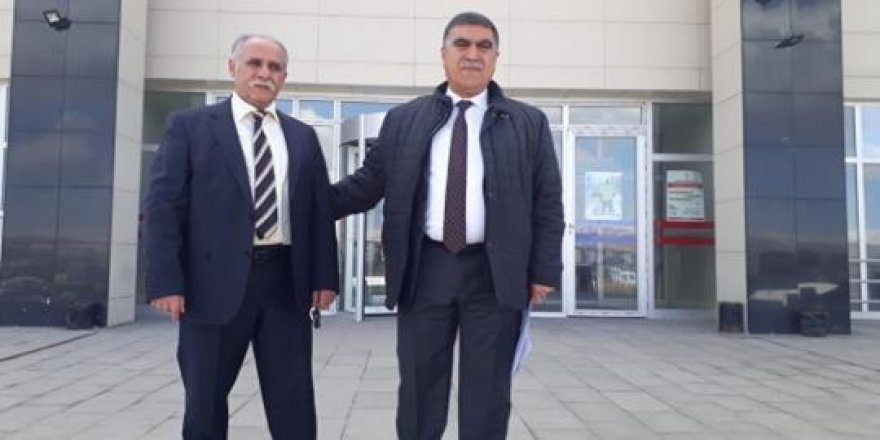Taner Toraman, Çetin Nazik'e suç duyurusunda bulundu