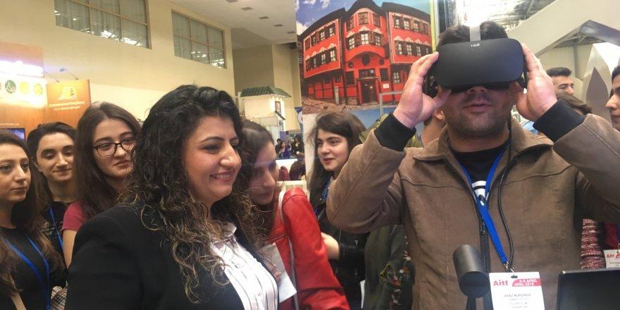 SERKA, Bakü'de Serhat illerini tanıttı